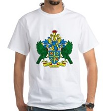 St. Lucia Coat of Arms Shirt