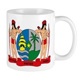 Suriname Coat of Arms Mug