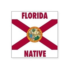 Florida Native Sticker