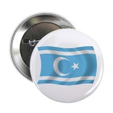 "Iraqi Turkmen Flag 2.25"" Button (100 pack)"