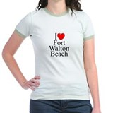 """I Love Fort Walton Beach"" T"