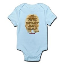 The Goldbergs Barry Band Names Body Suit