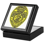 Kansas Highway Patrol Keepsake Box