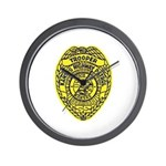 Kansas Highway Patrol Wall Clock