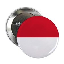 "Monaco Flag 2.25"" Button (100 pack)"