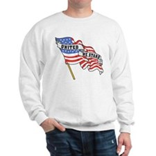 United We Stand Patriotic Sweatshirt