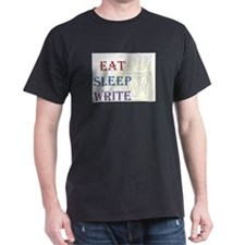Eat Sleep Write T-Shirt