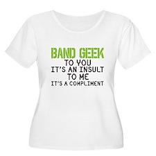 Band Geek Ins T-Shirt