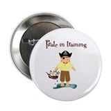 Pirate boy Button