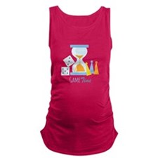 Game Time Maternity Tank Top