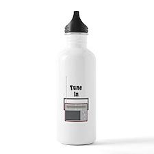 Tune In Water Bottle