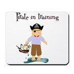 Pirate boy Mousepad