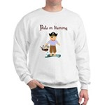 Pirate boy Sweatshirt