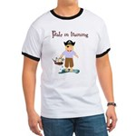 Pirate boy Ringer T