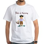 Pirate boy White T-Shirt