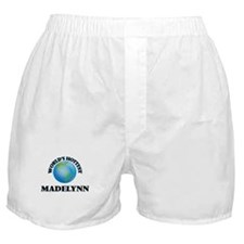 World's Hottest Madelynn Boxer Shorts