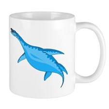 Blue Macroplata Mugs