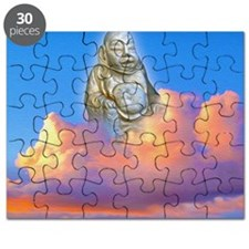 Funny Dyer's Puzzle