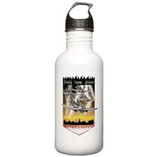 Cute Death from above Water Bottle
