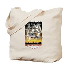 Cute Death from above Tote Bag