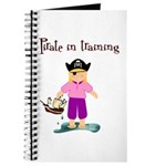 Pirate girl Journal