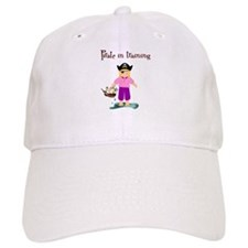 Pirate girl Baseball Cap