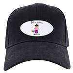 Pirate girl Black Cap