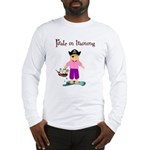 Pirate girl Long Sleeve T-Shirt