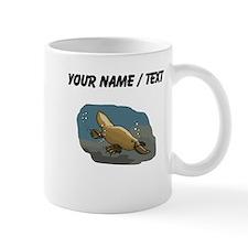 Custom Platypus Underwater Mugs