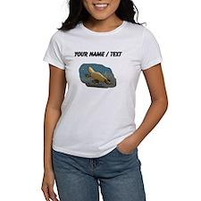 Custom Platypus Underwater T-Shirt