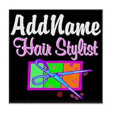 TRENDY STYLIST Tile Coaster