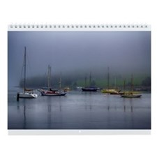 Canadian East Coast Wall Calendar