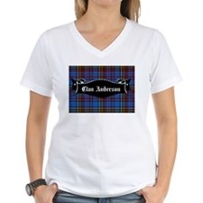 Clan Anderson Banner T-Shirt