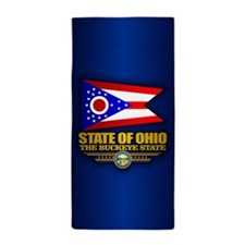 Ohio (v15) Beach Towel