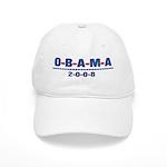 Obama 2008 (dash) Cap