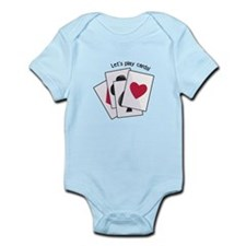 Let's Play Cards! Body Suit