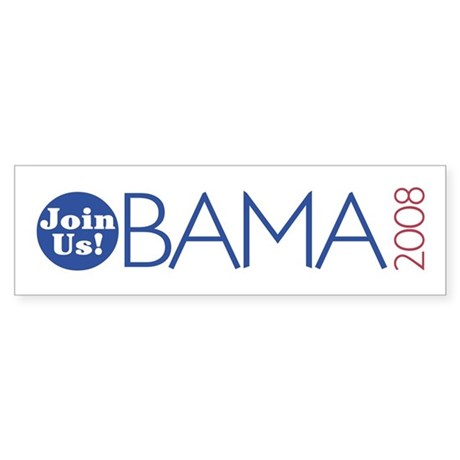 Join Obama 2008 Bumper Sticker