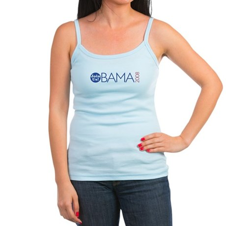 Join Obama 2008 Jr. Spaghetti Tank