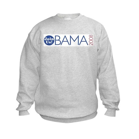 Join Obama 2008 Kids Sweatshirt