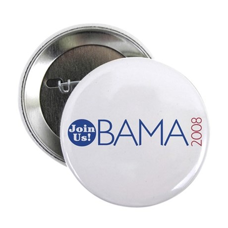 "Join Obama 2008 2.25"" Button (10 pack)"