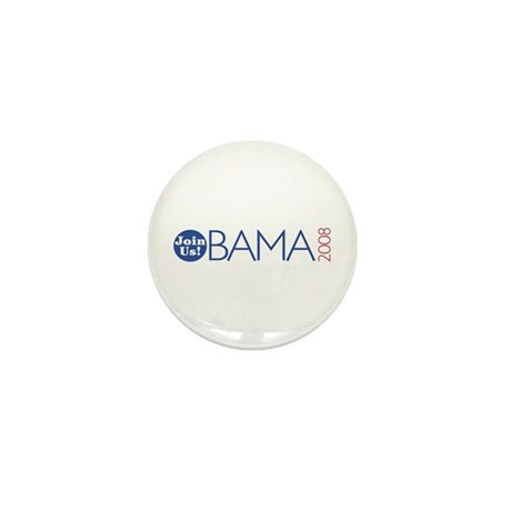 Join Obama 2008 Mini Button