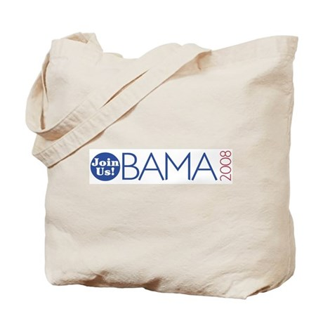 Join Obama 2008 Tote Bag