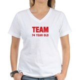Team 74 YEAR OLD Shirt