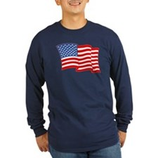 American Flag 4th Of July T