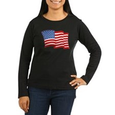 American Flag 4th Of July T-Shirt