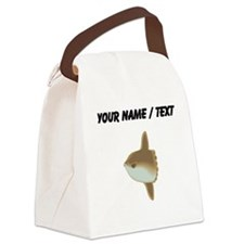 Custom Moonfish Canvas Lunch Bag