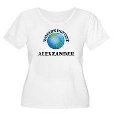 World's Hottest Alexzander Plus Size T-Shirt