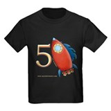 Boy's Rocket 5th Birthday T
