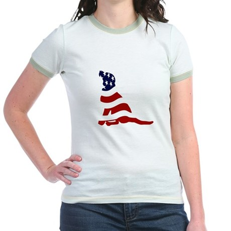 Patriot Lab -  Jr. Ringer T-Shirt