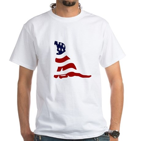 Patriot Lab - White T-Shirt